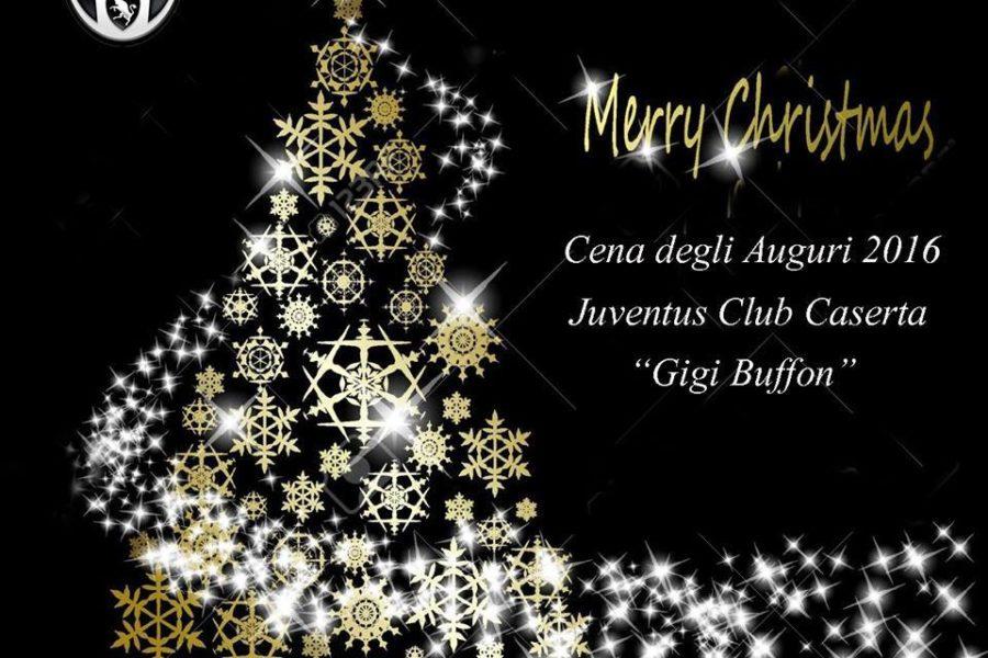 Auguri Di Natale Juventus.Cena Club Auguri Di Natale 2016 Juventus Club Caserta