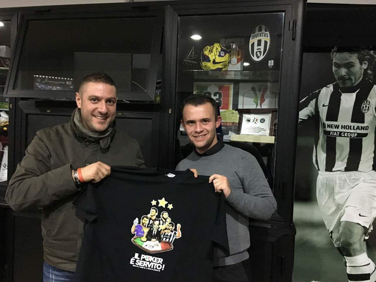 58703fe6bc0a3 Gemellaggio con Juventus Club DOC Malta Cuore Bianconero – Juventus ...