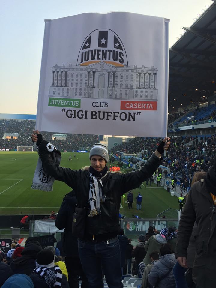 55709212fbe84 Un ringraziamento particolare va rivolto al nostro amico e fratello  bianconero Giuseppe Maione (nostro Responsabile Trasferte) per  l organizzazione e ...