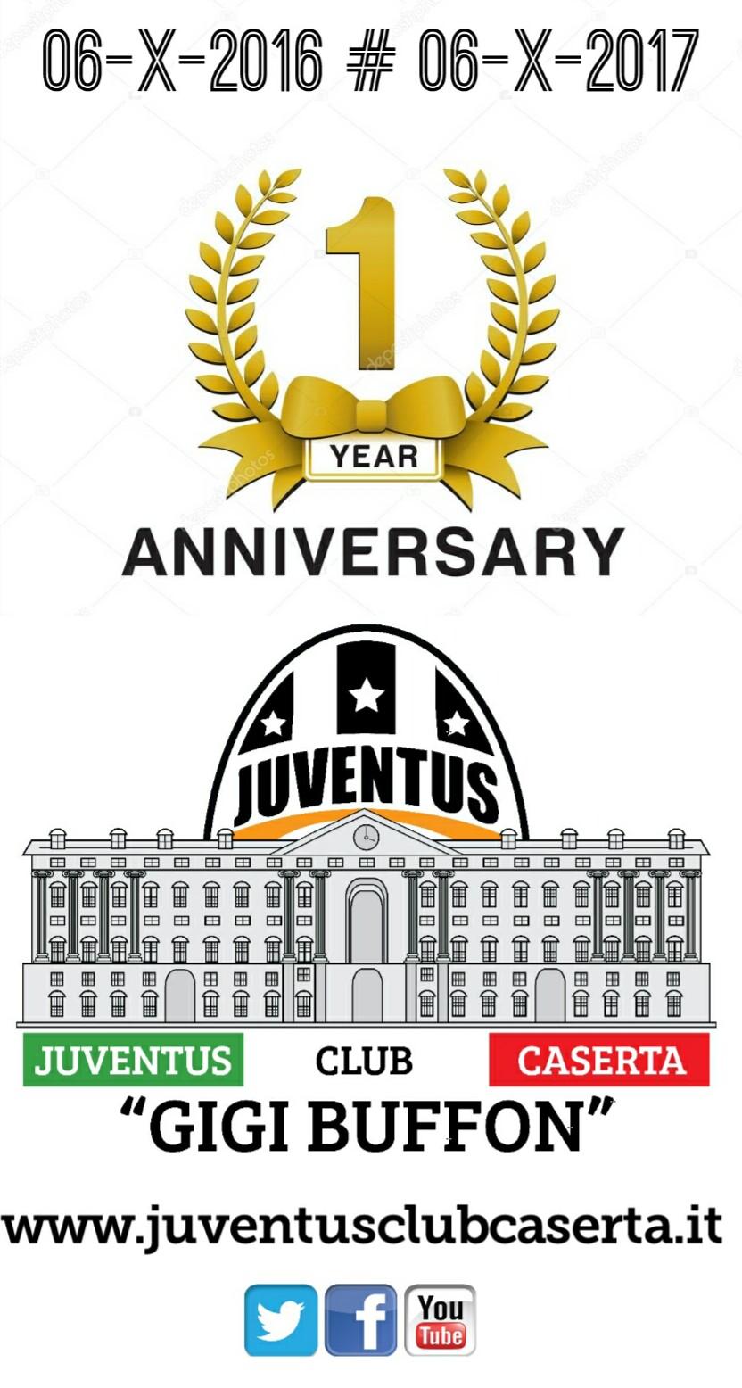 1st. Anniversary – Juventus Club Caserta cf1a2de96bb